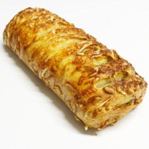 Snack s špinačo in feta sirom