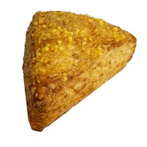 Koruzni trikotnik s posipom