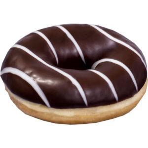 donut čokolada